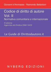 Codice di diritto di autore Vol. 2