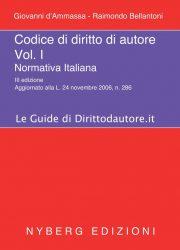 Codice di diritto di autore Vol. 1