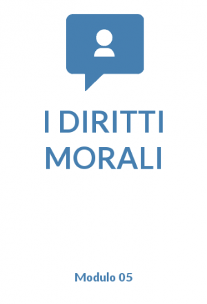 I diritti morali modulo 05