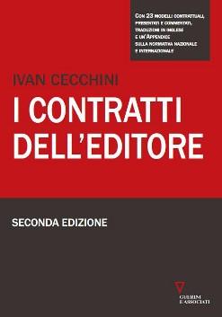 Ivan Cecchini I contratti dell'editore